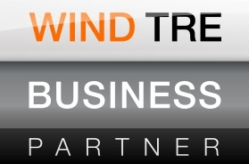 Wind Tre Business Partner Logo